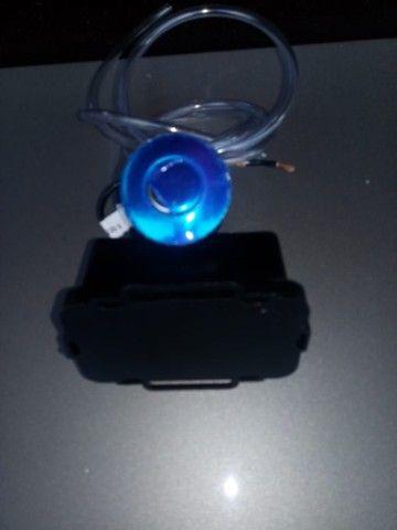 Botão Pneumático Completo Sanspray - Foto 2