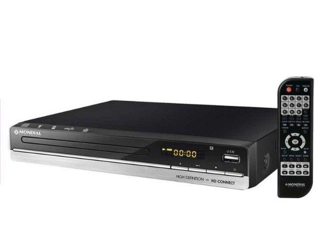 DVD Player Mondial D-18
