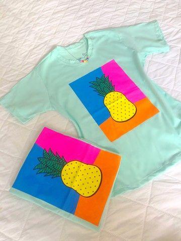 Blusas femininas ( T-shirt ) - Foto 3