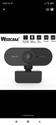 Câmera Webcam 1080p Com Microfone - Foto 4