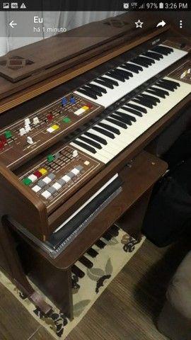 Órgão eletrônico whats * - Foto 3