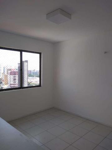 Apartamento com 3 dormitórios para alugar, 127 m² por R$ 2.350,00 - Jóquei - Teresina/PI - Foto 6