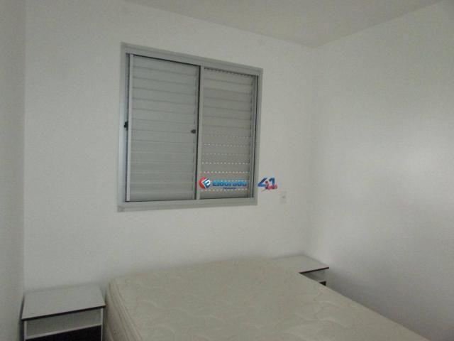 Apartamento com 2 dormitórios para alugar, 50 m² por R$ 750,00/mês - Parque Yolanda (Nova  - Foto 11