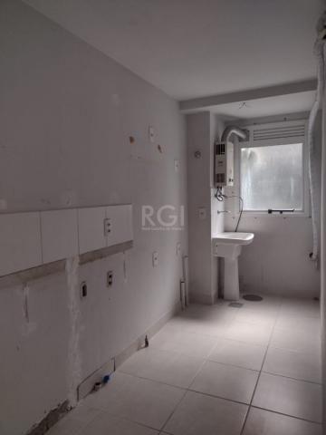 Apartamento à venda com 2 dormitórios em Camaquã, Porto alegre cod:LU432067 - Foto 17