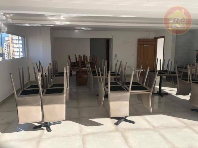 Apartamento à venda, 84 m² por R$ 370.000,00 - Tupi - Praia Grande/SP - Foto 8