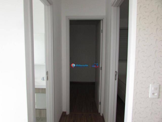 Apartamento com 2 dormitórios para alugar, 50 m² por R$ 750,00/mês - Parque Yolanda (Nova  - Foto 3
