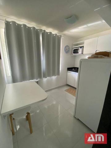 Flat com 1 dormitório à venda, 40 m² por R$ 150.000 - Gravatá/PE - Foto 7