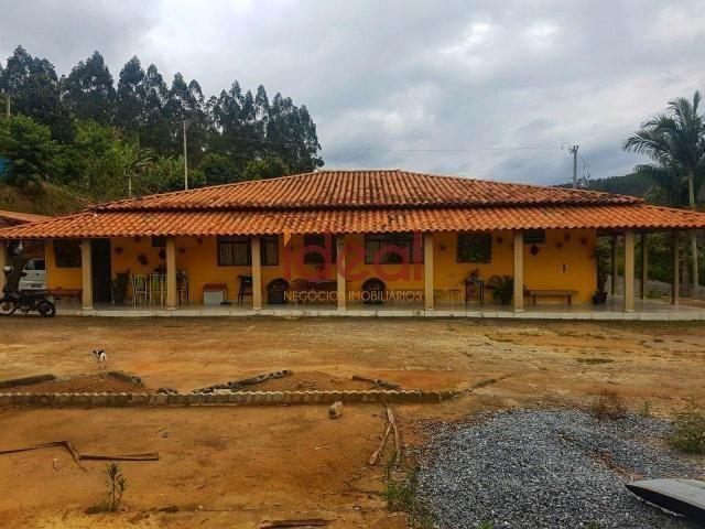 Sítio à venda, 4 quartos, 3 suítes, 4 vagas, Zona Rural - Paula Cândido/MG - Foto 2