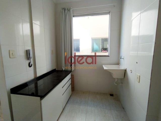 Apartamento para aluguel, 2 quartos, 1 suíte, 1 vaga, Santo Antônio - Viçosa/MG - Foto 4