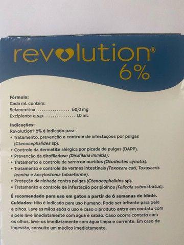 Revolution 6% gatos  - Foto 2