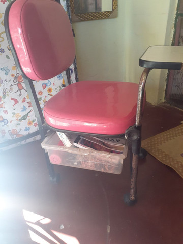Cadeira manicure  - Foto 2