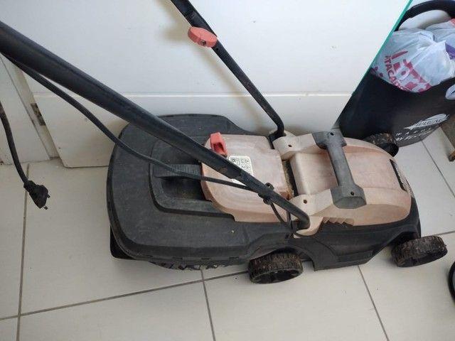 Cortador de grama black Decker - perfeito estado