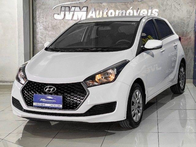 Hyundai HB20 1.0 Comfort 2019 Flex Baixa KM - Foto 3