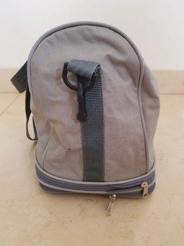 Bolsa sacola com fechos expansivos - 3 possíveis tamanhos - Foto 5