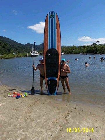 """Stand up  10"""" até 13"""" conexao brasil surf  - Foto 5"""