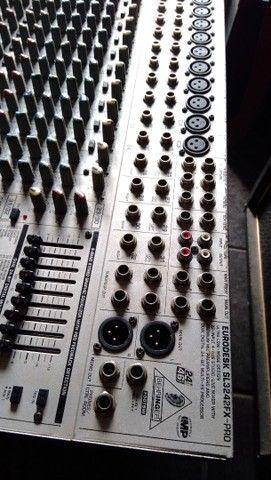 Mesa de som 32 canais - Foto 3