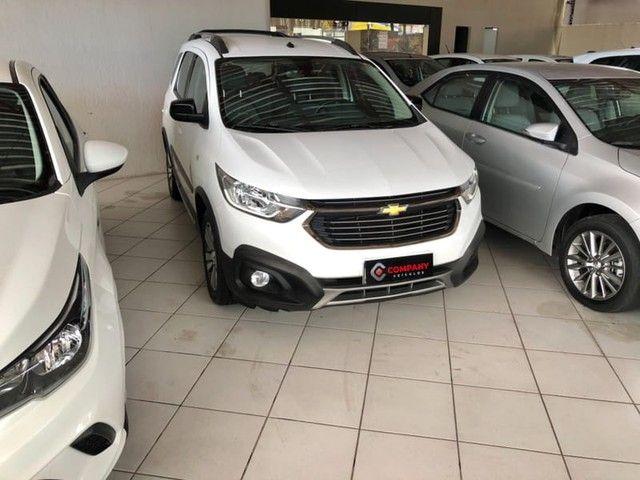 Chevrolet SPIN 1.8 ACTIV 8V FLEX 4P AUT