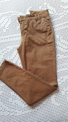 Calça em jeans  - Foto 5