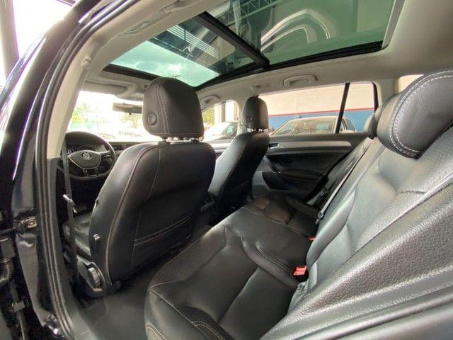Vw Volkswagen Golf Variant 1.4 Tsi Comfortline Aut - Foto 9