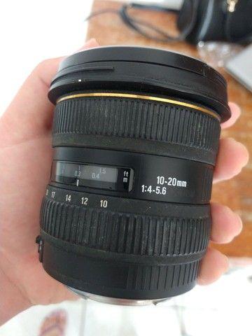 Lente Sigma 10-20mm F4-5.6 EX - Foto 4