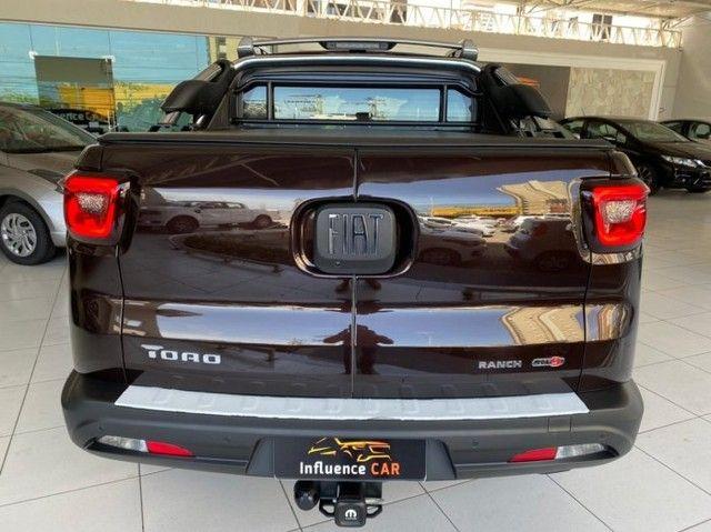 Fiat toro 2021 2.0 16v turbo diesel ranch 4wd at9 - Foto 5