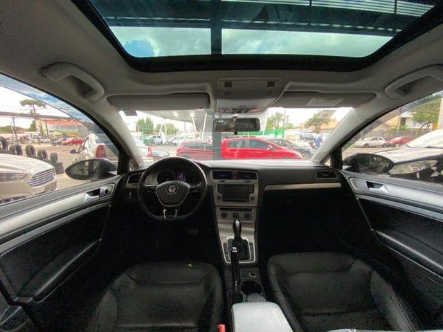 Vw Volkswagen Golf Variant 1.4 Tsi Comfortline Aut - Foto 10