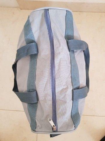 Bolsa sacola com fechos expansivos - 3 possíveis tamanhos - Foto 6
