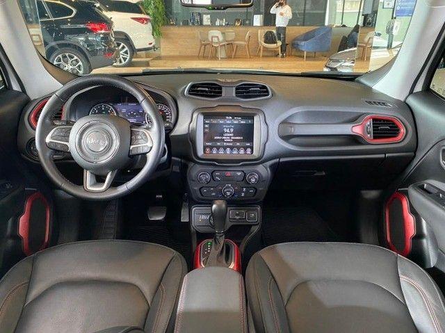 Jeep Renegade Trailhawk 2.0 Turbo Diesel 4x4 Automático 2020 - Foto 14