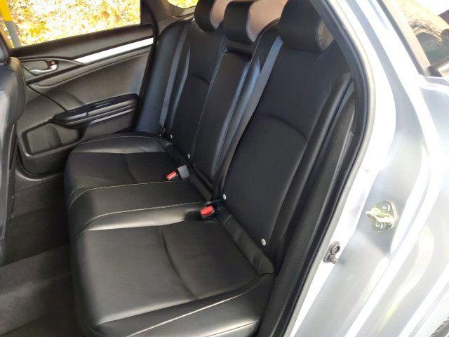 Honda Civic Exl CVT 2.0-2017 - Foto 12