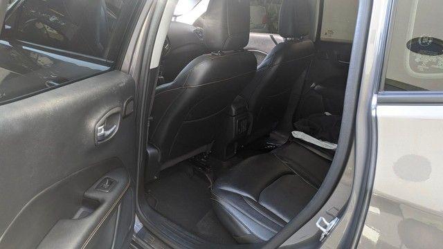 Jeep Compass 2.0 16V Flex Longitude Automático 2018 - Foto 7