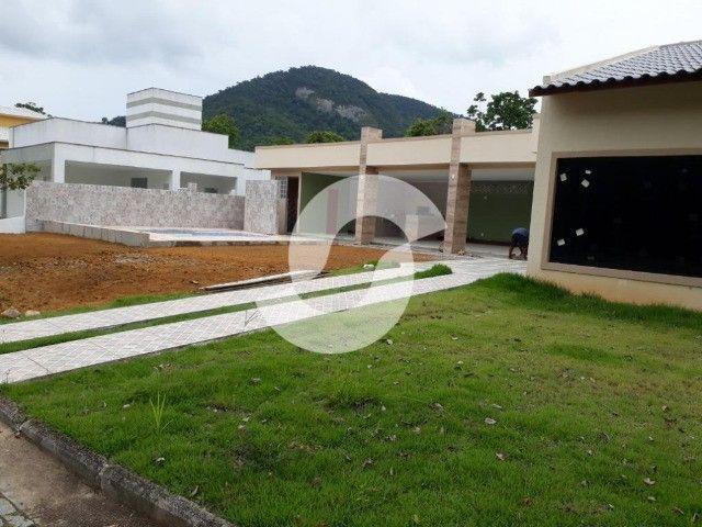 Condomínio Gan Éden - Casa com 3 quartos à venda, 198 m² - Ubatiba - Maricá/RJ - Foto 2