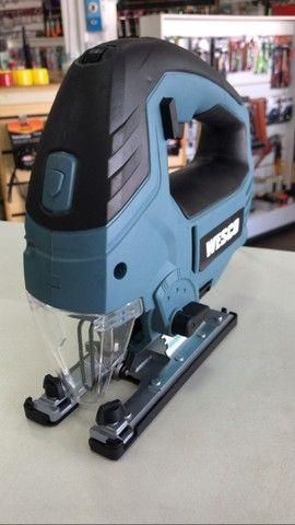 ( novo )  Serra Tico-tico 850w Ws3772 Wesco Profissional Com Led 220v