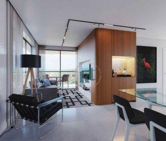 Apartamento com 2 dormitórios à venda, 63 m² por R$ 485.754,06 - Ponta do Seixas - João Pe - Foto 10