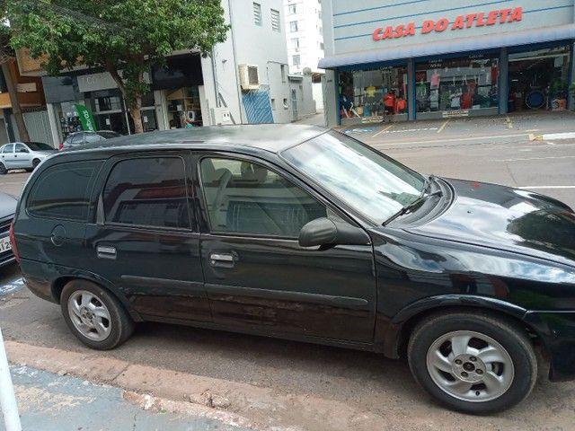 Corsa wagon 99  1.0  16V Com Ar  - Foto 5