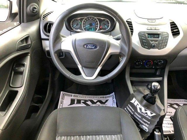 Ford Ka Se Plus 1.0 Manual Flex 2017 Impecável !!!! Completíssimo !!!  - Foto 15
