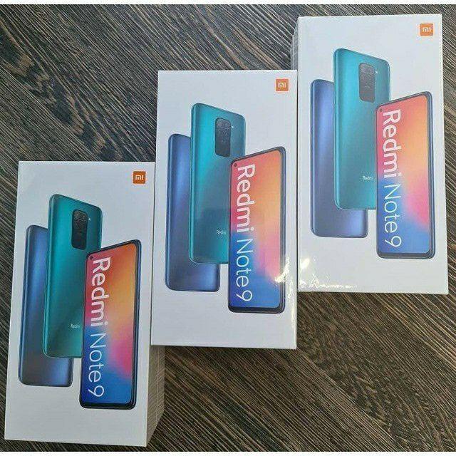 Redmi Note 9 Branco 4GB 128GB NFC