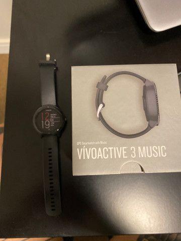 Garmin Vivoactive 3 music - Foto 2