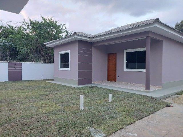 Bela casa em Itaipuaçú com 3 quartos!!
