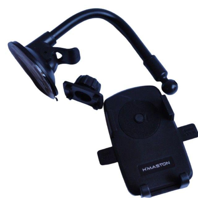 suporte de celular veicular para o vidro - Foto 5