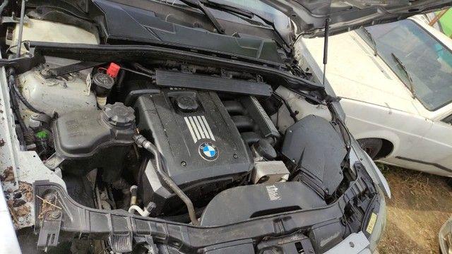 Sucata BMW 130i 24V 2011 Sport (automática) - Foto 5