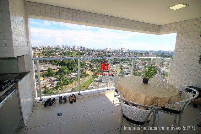 Apartamento 3 suítes, 134m², Andar Alto, Financia, Varanda Churrasqueira - Foto 10