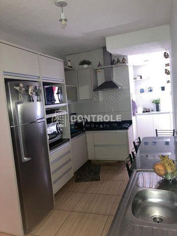 (DC) Amplo apartamento 2 dormitórios, totalmente reformado, no coração do Bairro Estreito - Foto 6