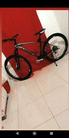 "Vendo essa bicicleta"" 1.500   - Foto 2"