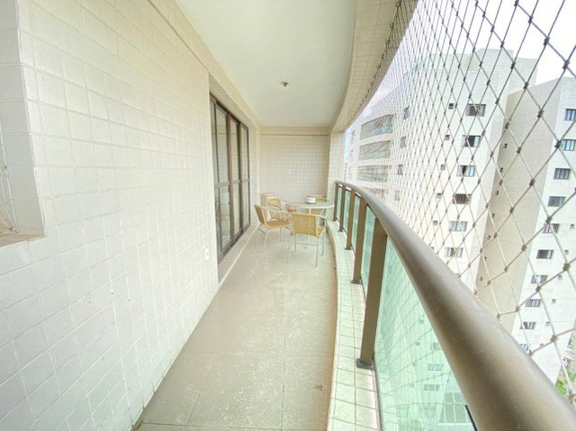 AB142 - Apartamento com porcelanato/02 suítes/projetados - Foto 5