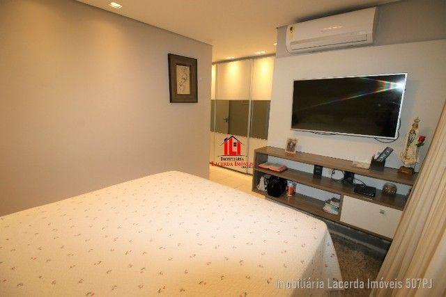 Apartamento 3 suítes, 134m², Andar Alto, Financia, Varanda Churrasqueira - Foto 7