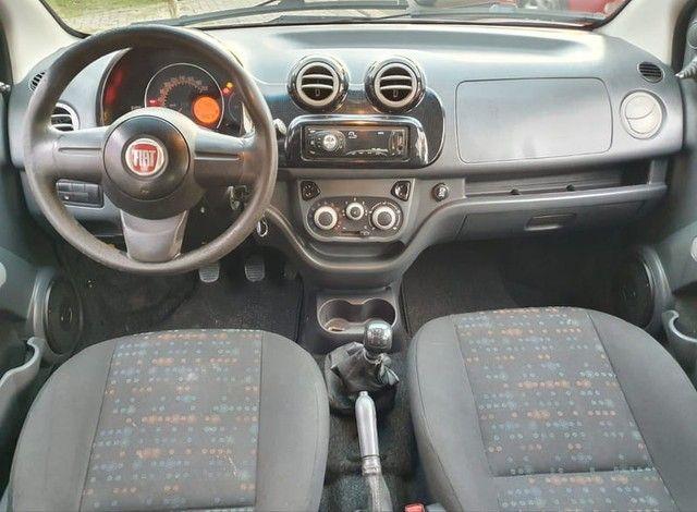 Fiat UNO VIVACE 1.0 8V FLEX 4P MEC. - Foto 9