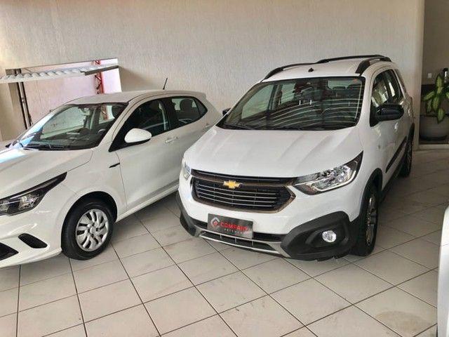 Chevrolet SPIN 1.8 ACTIV 8V FLEX 4P AUT - Foto 2