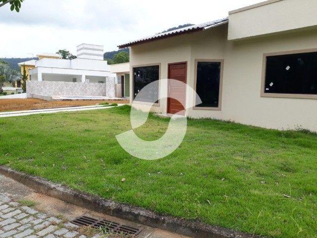 Condomínio Gan Éden - Casa com 3 quartos à venda, 198 m² - Ubatiba - Maricá/RJ