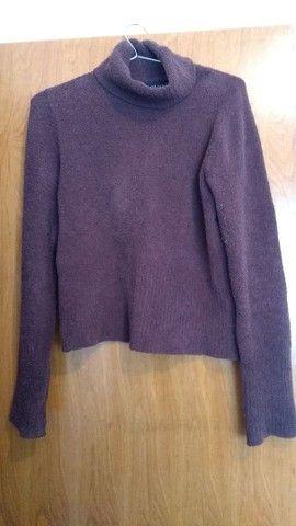Lote de roupas seminovas femininas - Foto 6