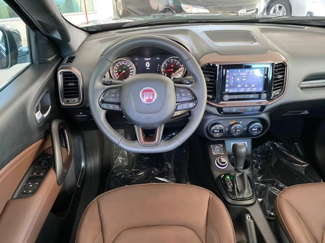 Fiat toro 2021 2.0 16v turbo diesel ranch 4wd at9 - Foto 8